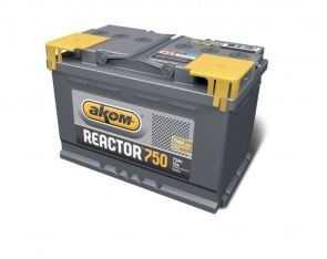 Аккумулятор Reactor