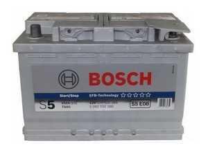 Аккумулятор Bosch S5 EFB
