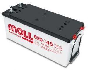 Аккумуляторная батарея Moll Heavy Duty truck