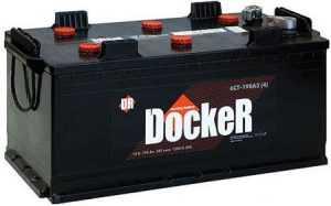 Аккумулятор Docker для коммерческих ТС
