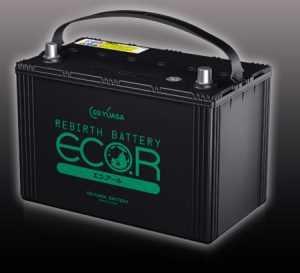 Аккумулятор серии GS Yuasa ECO.R