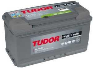 Аккумулятор Tudor HighTech