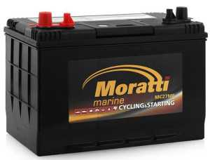 Тяговый аккумулятор Moratti