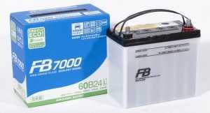 Автомобильные аккумуляторы серии FB 7000