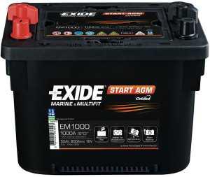 Гелевый аккумулятор Exide