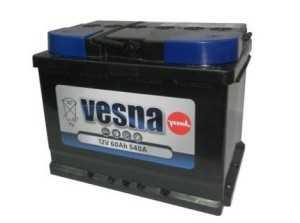 Аккумулятор Vesna Basic
