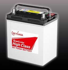Аккумулятор GranCruise High Class