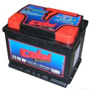 Аккумулятор Cobat energy