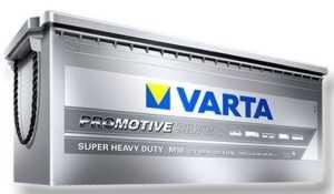 Аккумуляторная батарея Varta Promotive Silver