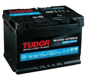 Аккумулятор Tudor AGM