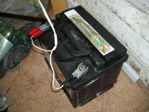 Десульфатация автомобильного аккумулятора посредством многократной зарядки