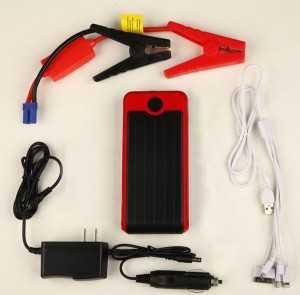 Портативное зарядное устройство для автомобильного аккумулятора