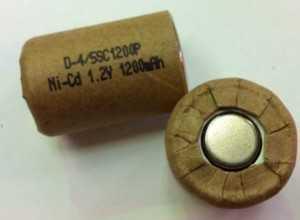 Ni─Cd аккумуляторы: восстановление и ремонт