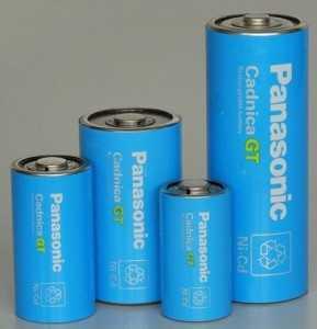 Никель-кадмиевым батарейкам нужна периодическая тренировка