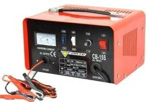 Пуско-зарядное устройство будет полезно в гараже