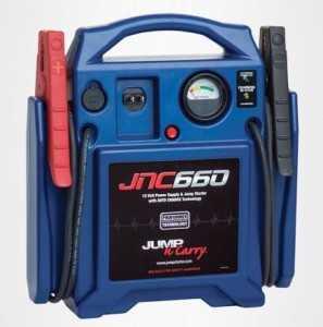 Портативное зарядное устройство Сlore JNC660 'jump-n-carry'