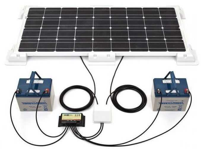 Можно ли использовать солнечные батареи для зарядки ...