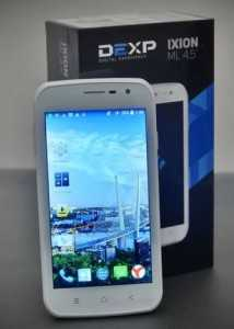 DEXP Ixion ML 4,5 дюйма