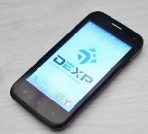 DEXP Ixion X 4 дюйма