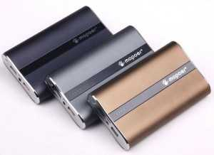 Внешние аккумуляторы для зарядки смартфонов