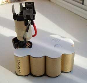 Аккумуляторная батарея шуруповёрта Bosch