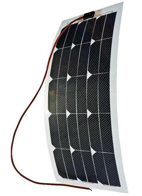 Портативная солнечная батарея 48 Ватт 12 Вольт - SOLARIS ...