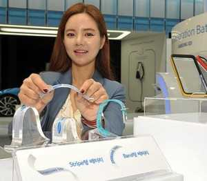 Аккумулятор Samsung Stripe