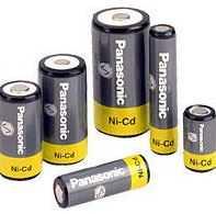 Ni─Cd аккумуляторы