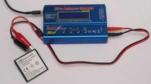 Зарядка аккумулятора планшета напрямую
