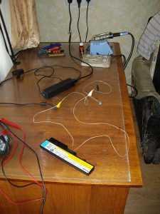 Система для зарядки аккумулятора без ноутбука