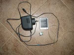 Вещи, необходимые для оживления аккумулятора