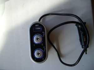 Зарядка аккумулятора телефона в автомобиле