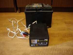 Хранить аккумулятор нужно полностью заряженным