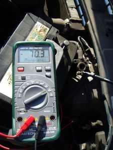 Утечка тока в бортовой сети автомобиля
