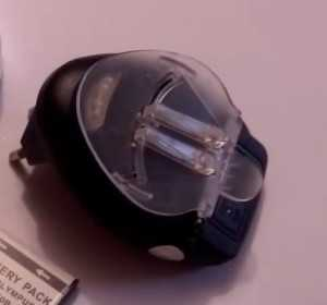 Зарядка аккумулятора телефона напрямую «лягушкой»