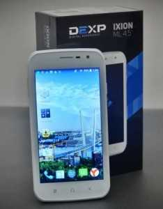 DEXP Ixion ML 4,5