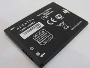 Аккумулятор для телефона Алкатель