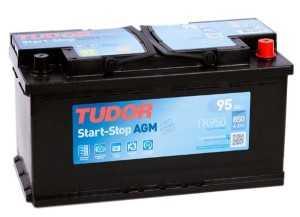 Гелевые аккумуляторы Tudor AGM