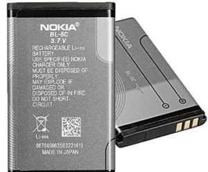 Аккумулятор для телефона Нокиа