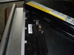 На ноутбуке не идет зарядка батареи