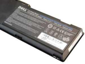 Фото аккумулятора для ноутбука Dell