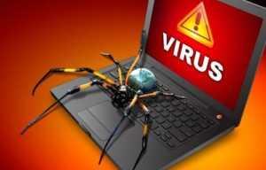 Вирусное ПО на ноутбуке