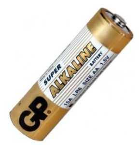 Маркировка литиевых батареек