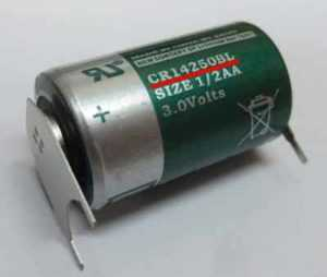Литиевая батарейка Li/MnO2