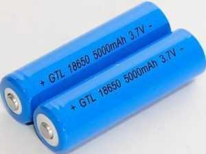 Аккумуляторный элемент 18650