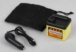 Пуско-зарядное устройство под прикуриватель