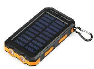 Солнечный Power Bank ёмкостью 10000 мАч