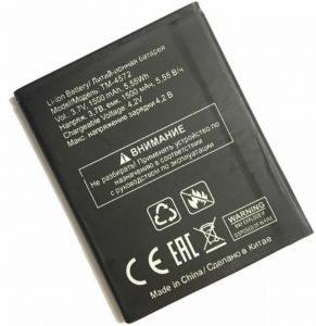 Аккумулятор для телефона Texet