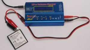 Калибровка литий─ионного аккумулятора