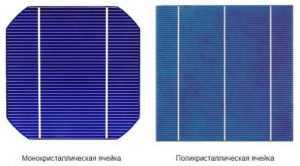 Фотоэлемент для солнечной батареи